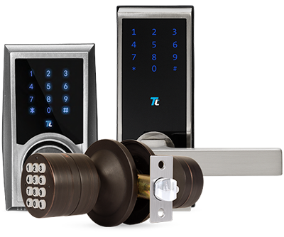 Turbolock Smart Digital Door Lock Bluetooth Keyless Entry