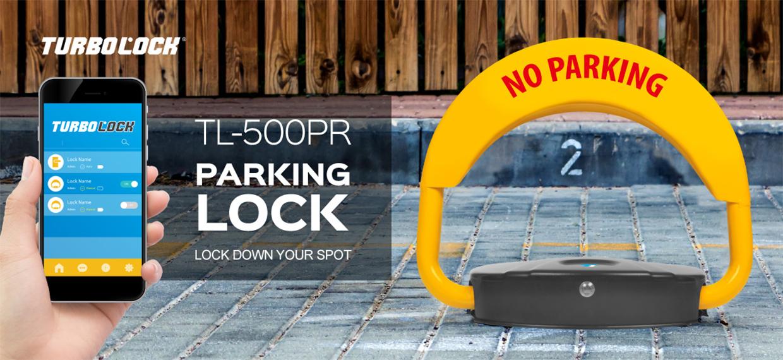 Turbolock Parking Lock Banner