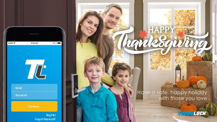 Turbolock Thanksgiving Hero Image