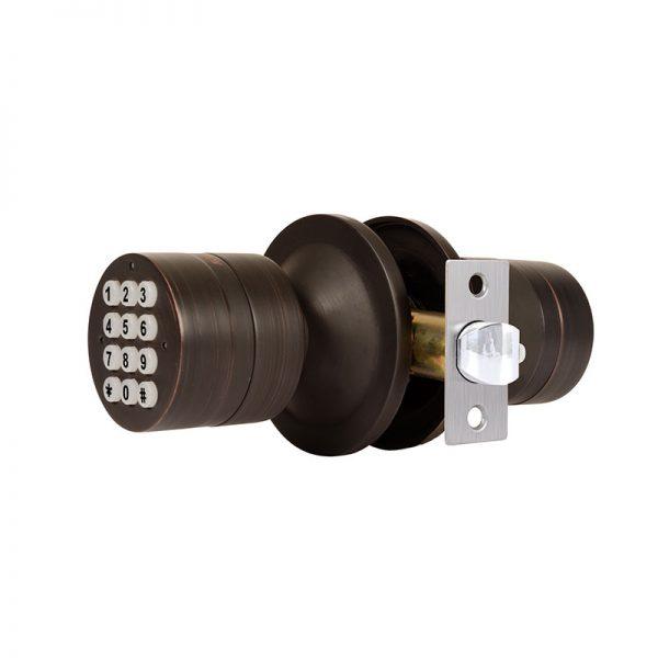 Bluetooth door lock keyless entry app TL 99 Bronze by TurboLock Image 7