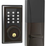 TurboLock TL 200 Bluetooth SmartBolt Bronze Image 1
