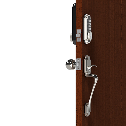 TL117+TL121 - Brushed Nickel 1